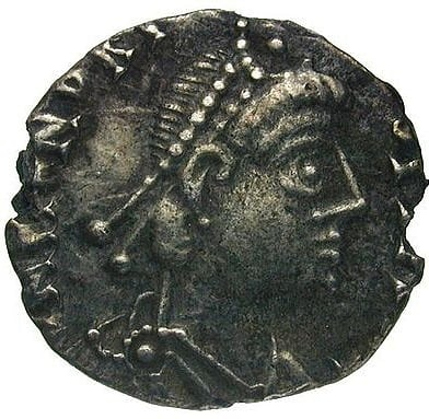 Gaiseric (Genseric, Geiseric), Vandal King (DALIBRI)