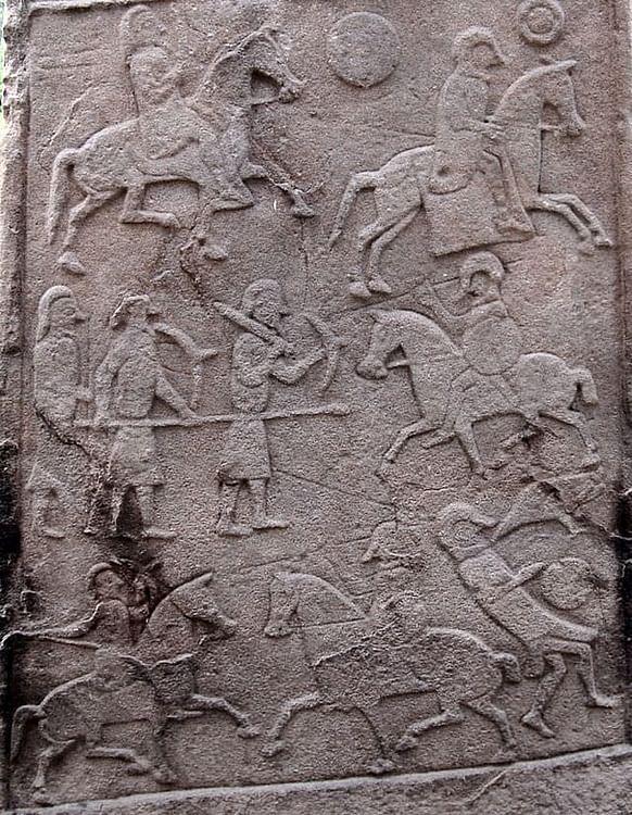 Battle of Dun Nechtain (Greenshed)