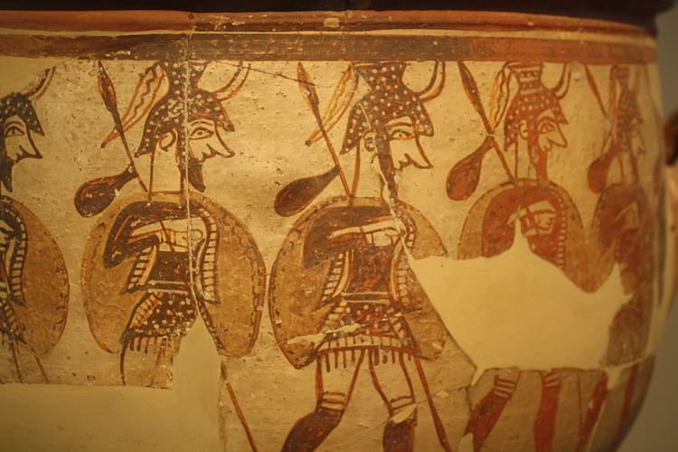 Mycenaean Warriors ()