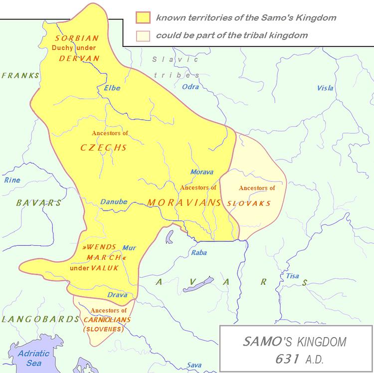 Reino de Samo (Bostjan46)