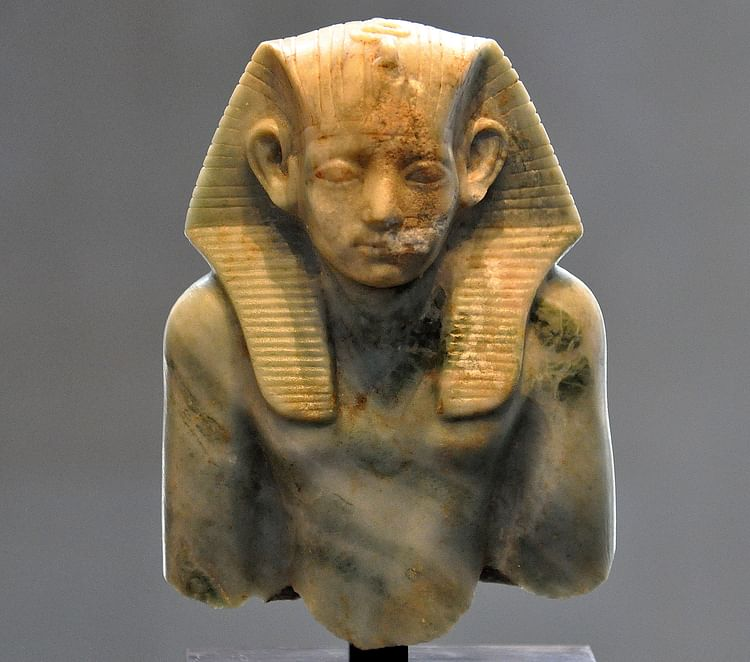 Statue of Amenemhat III ()