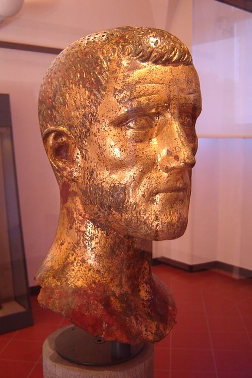 Imperador romano Claudius II (Ronan.guilloux)