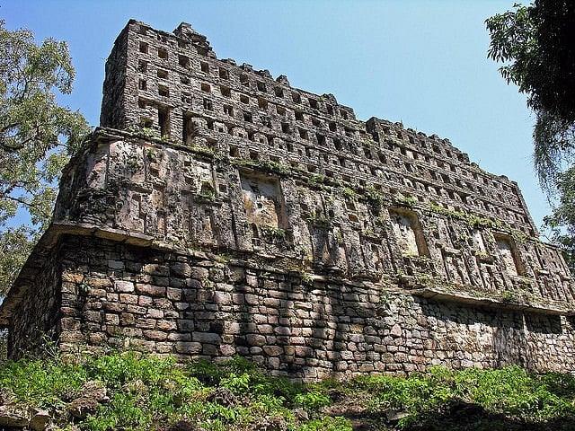 Yaxchilan, Estructura 33 (Dennis Jarvis)