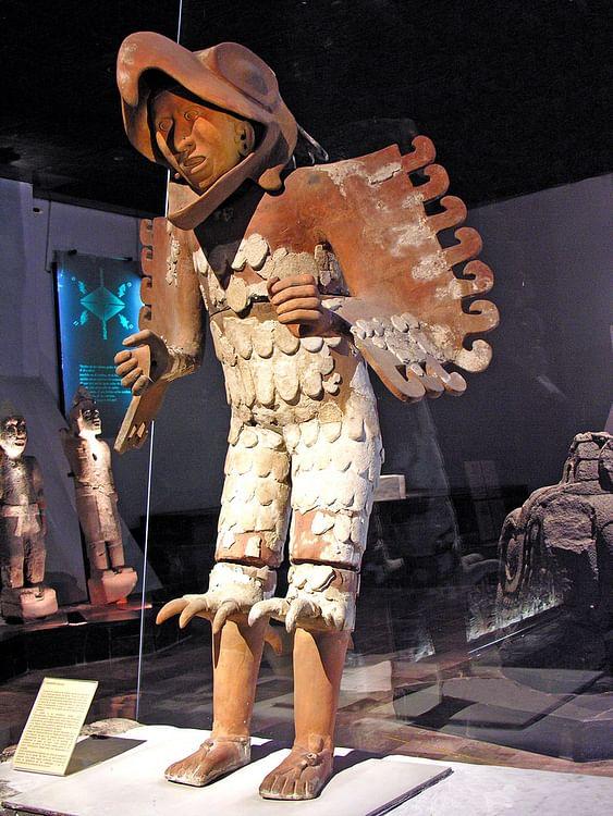 Guerreiro Asteca das Águias (Dennis Jarvis)