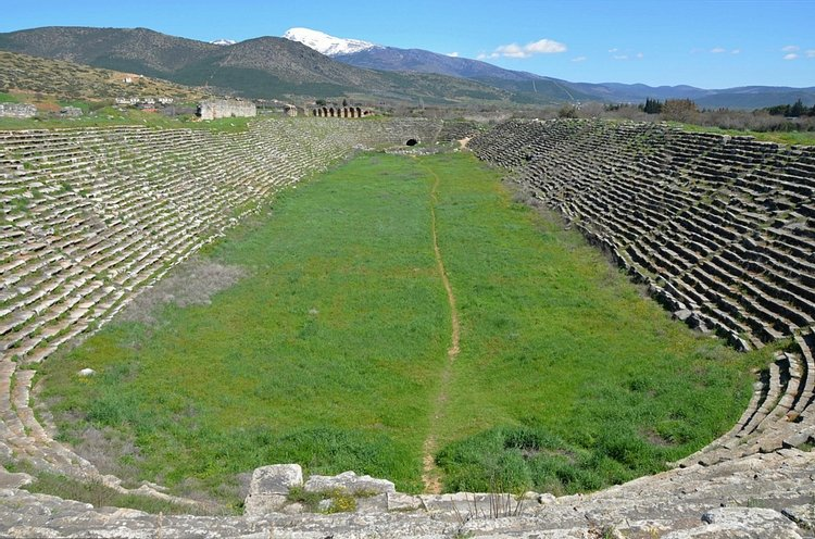 The Stadium of Aphrodisias