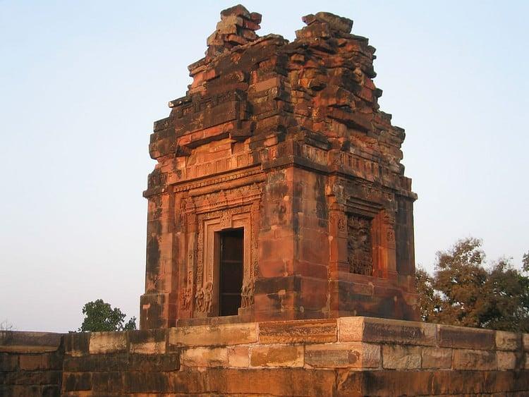 Templo Dashavatara, Deogarh (Byron Aihara)