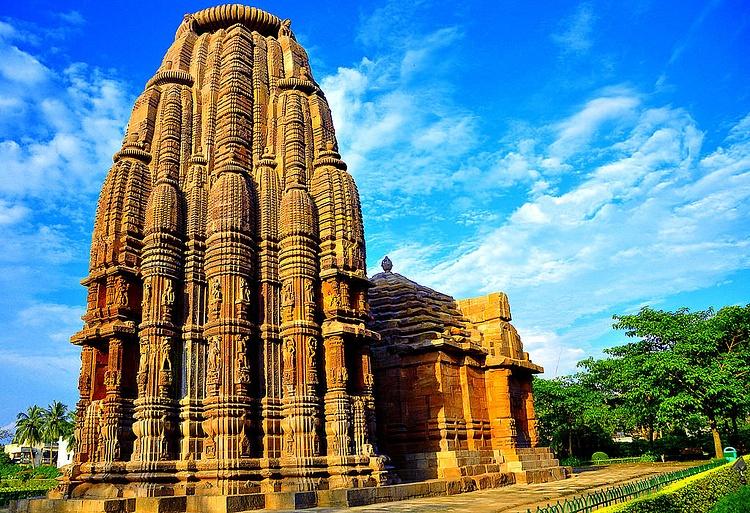 Templo Rajarani, Bhubaneshwar (Lnm8910)