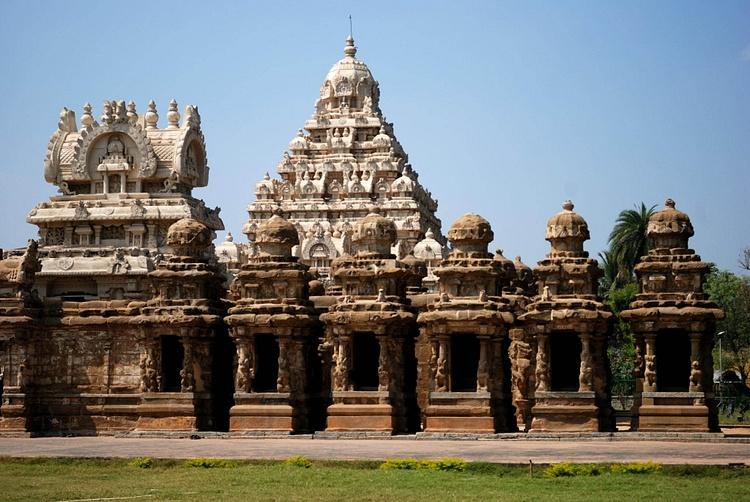 Kailasanatha Temple, Kanchipuram (Balaji Shankar Venkatachari)