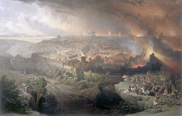 The Great Jewish Revolt of 66 CE