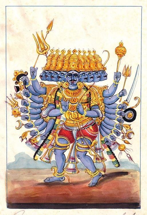 Ravana - Ancient History Encyclopedia
