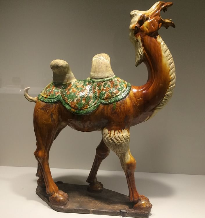 Ancient Animals at Work: Lesson plan from the MET, New York