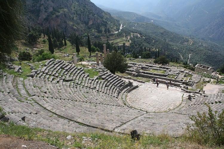 Theatre of Delphi ()
