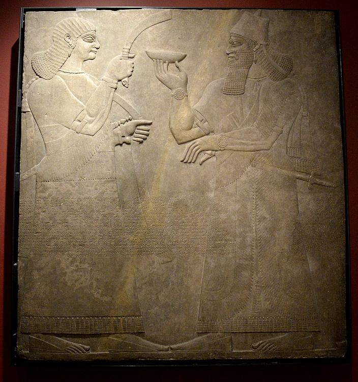 Wall Relief, Nimrud
