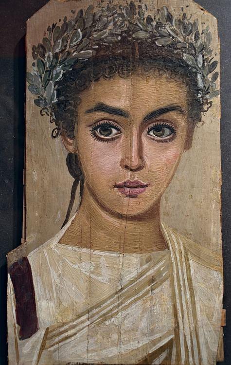Mummy Portrait of a Girl