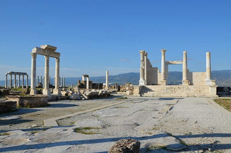 Roman Temple at Laodicea