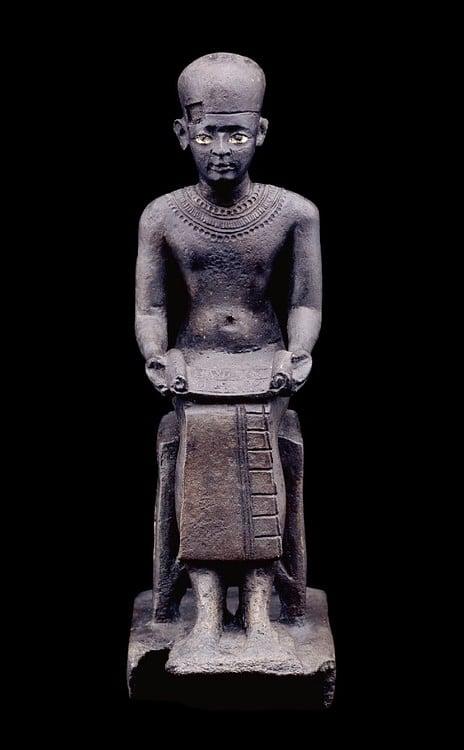 Imhotep (curadores do Museu Britânico)