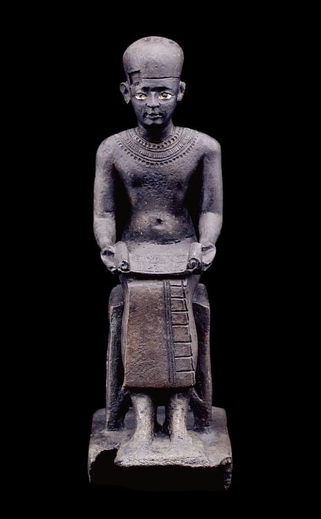 Imhotep (Fideicomisarios del Museo Británico)
