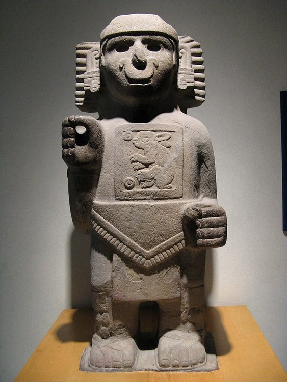 Mesoamerican God 2 Rabbit