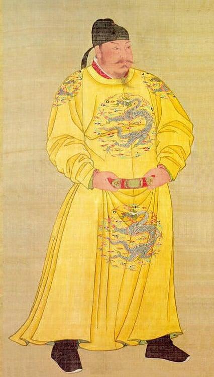 Emperador Taizong (Hardouin)