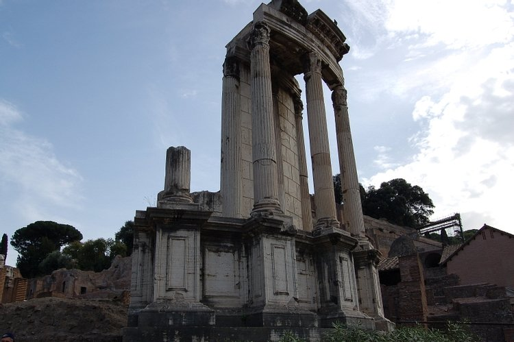 Temple of Vesta