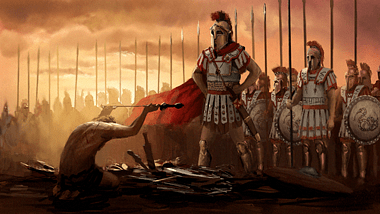 Greek Victory (The Creative Assembly)