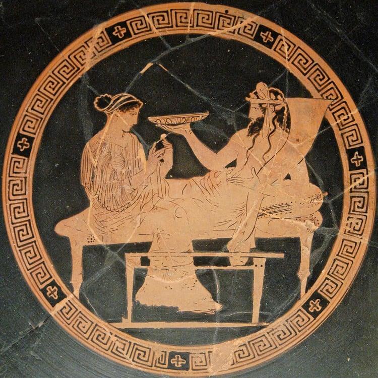 Perséfone y Hades (Marie-Lan Nguyen)