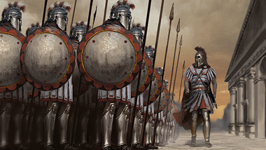 Hoplites grego (The Creative Assembly)