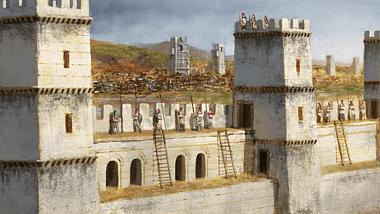 Fortificaciones Griegas (La Asamblea Creativa)