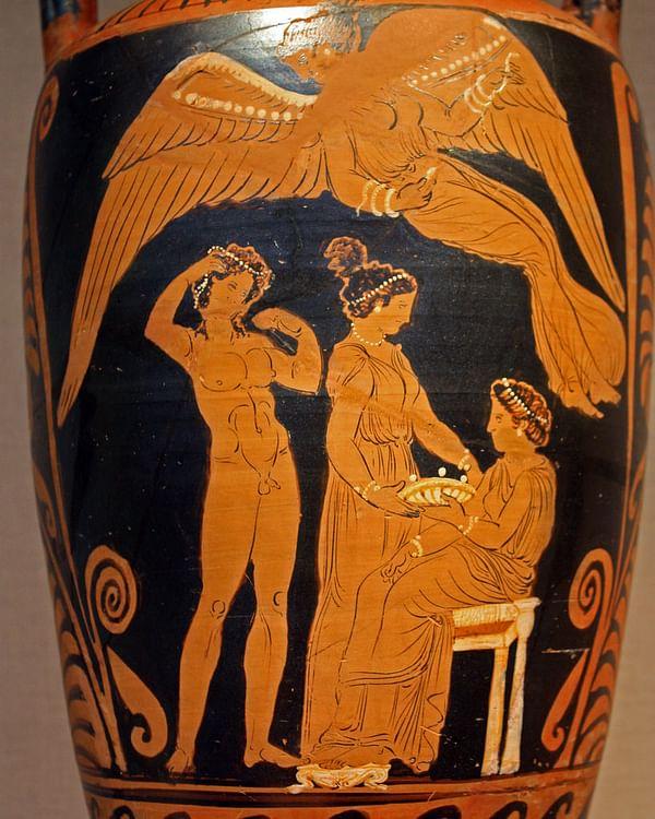 Fury, Phaedra & Hippolytos (Peter Roan)