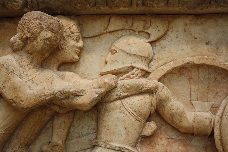 Gigantomaquia de Delfos ()