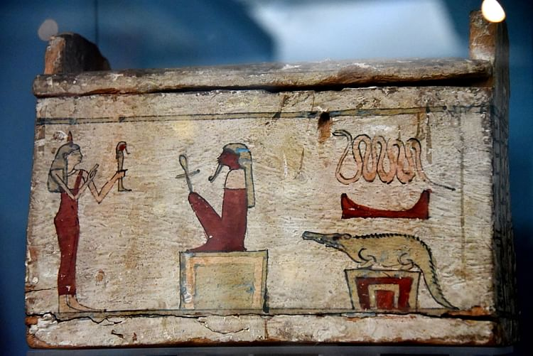 Shabti Box of Neskhons