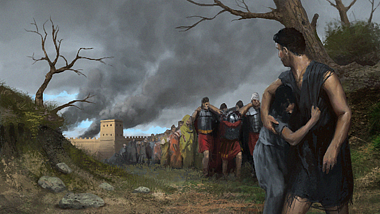 the battle of the allia river essay In the background the river tiber in 387 or 386 bce the battle of the allia since rome was too big to have a city wall, the soldiers went to nearby veii.