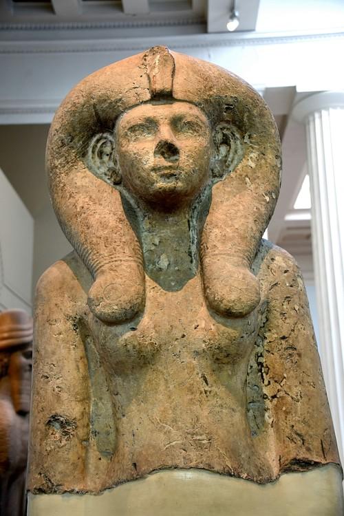 La reina Ahmose-Merytamun ()