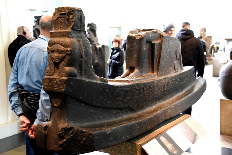 Boat of Queen Mutemwia