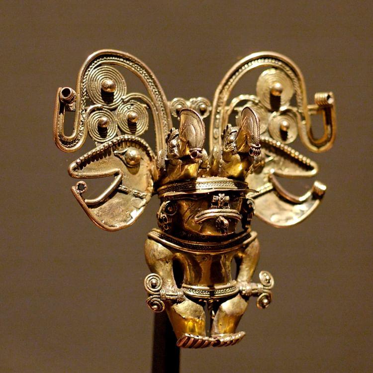Tairona Pendant (Jastrow)