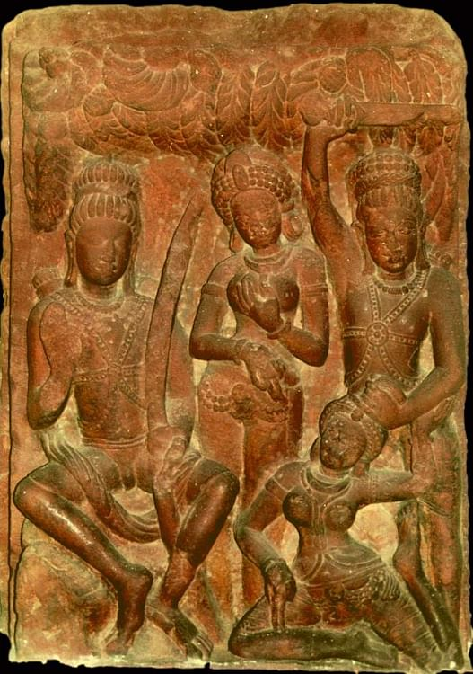 Rama, Lakshmana y Surpanakha (Dr. Benjamín Preciado)