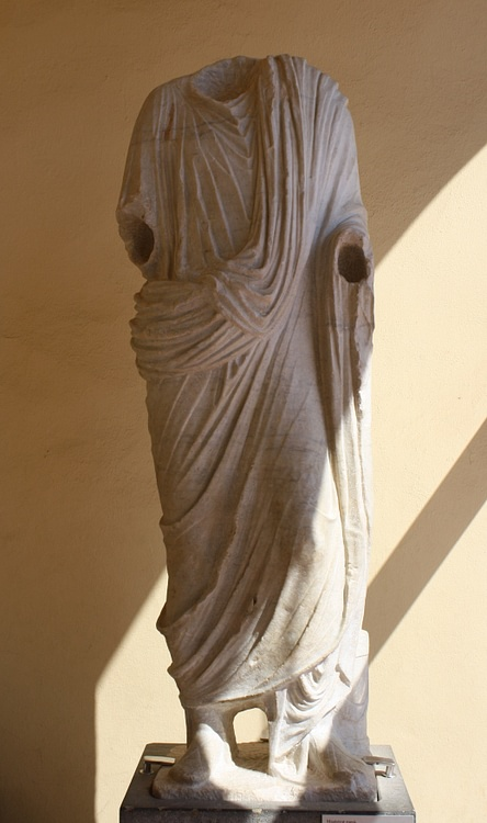 Roman Magistrate's Toga