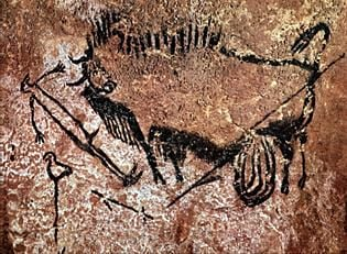 Man Cave Betekenis : Lascaux cave ancient history encyclopedia