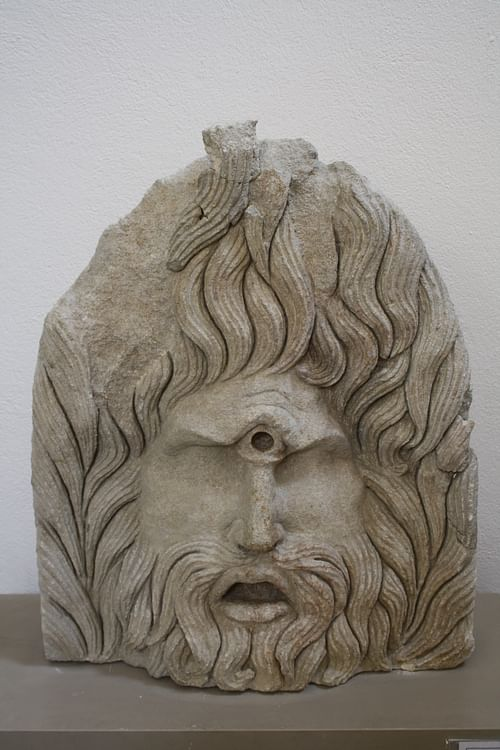 Roman Cyclops Mask