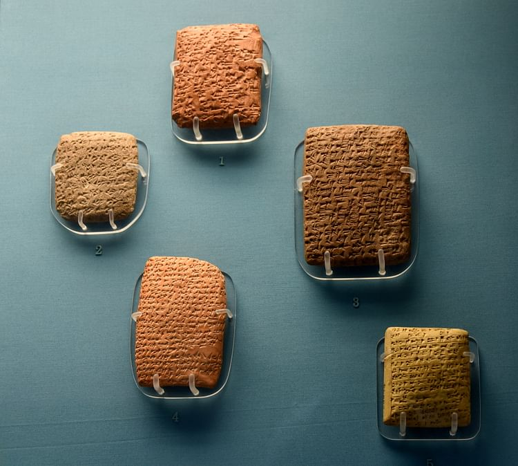 The Amarna Letters ()