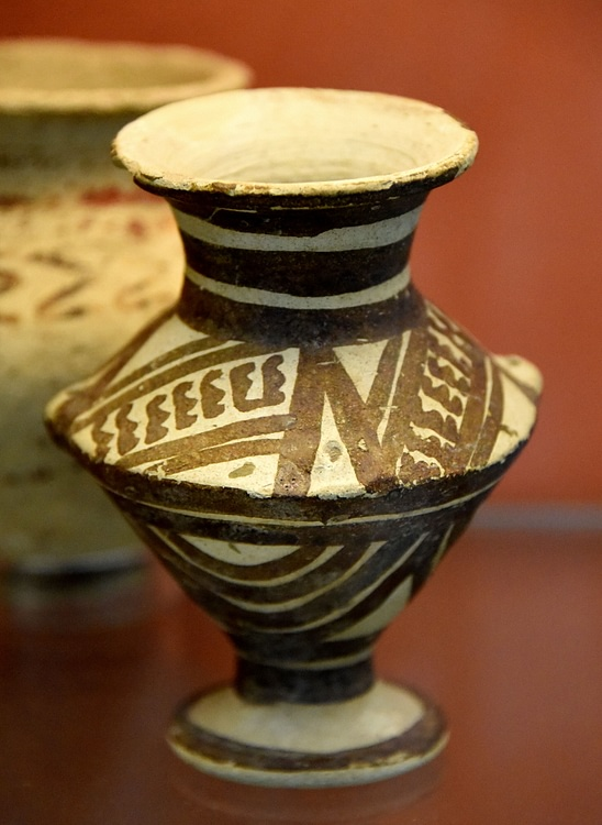 Pottery Jar from Ninevite V Period