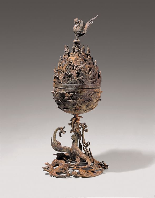 Baekje Incense Burner (National Museum of Korea)