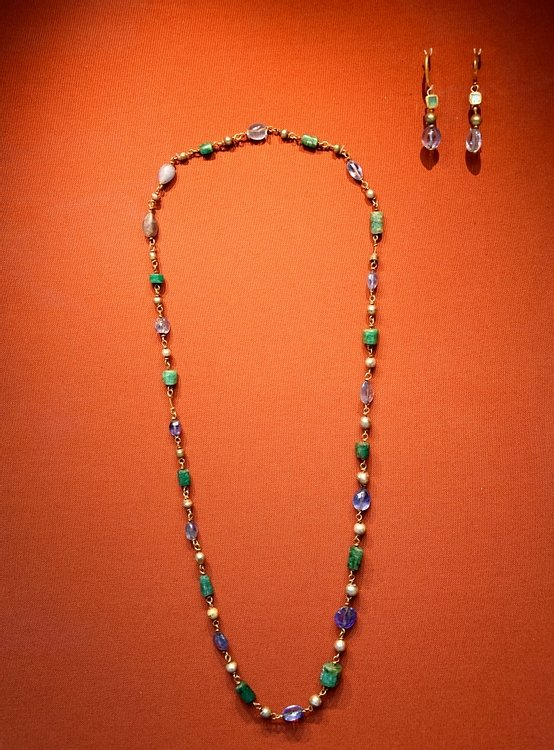 Parure of Jewellery from the Carthage Treasure