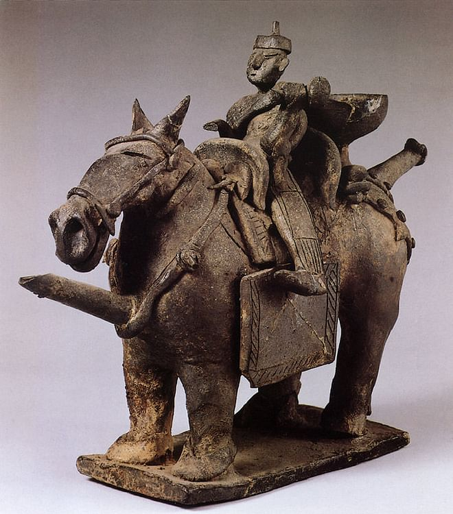 The Horse-rider Theory in Ancient Japan - Ancient History