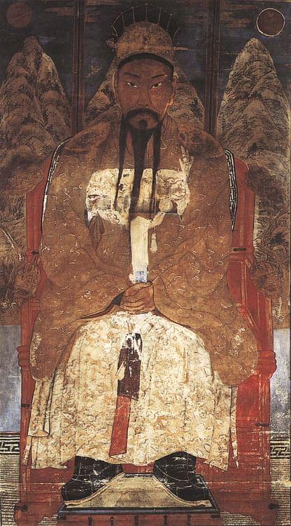 Dangun Wanggeom (Chae Yong-sin)