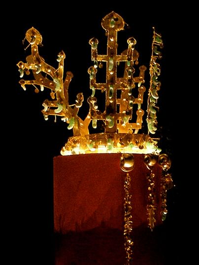 Gold Crown of Silla