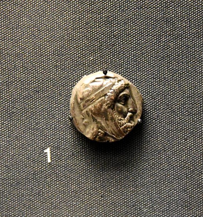 Coin of a Persian Satrap