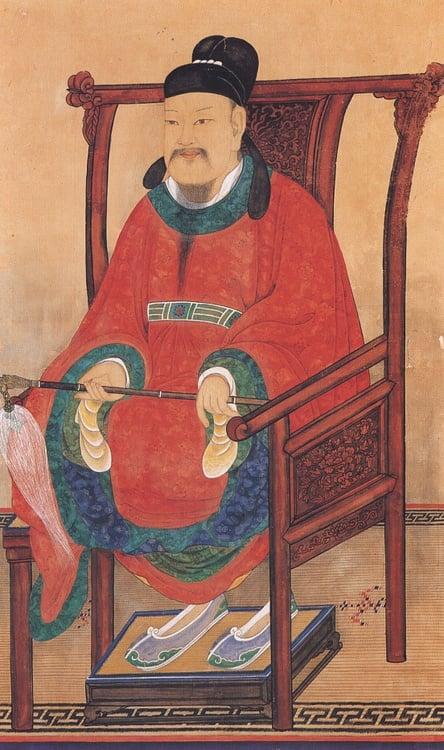 Choe Chiwon (Chae Yong-shin)