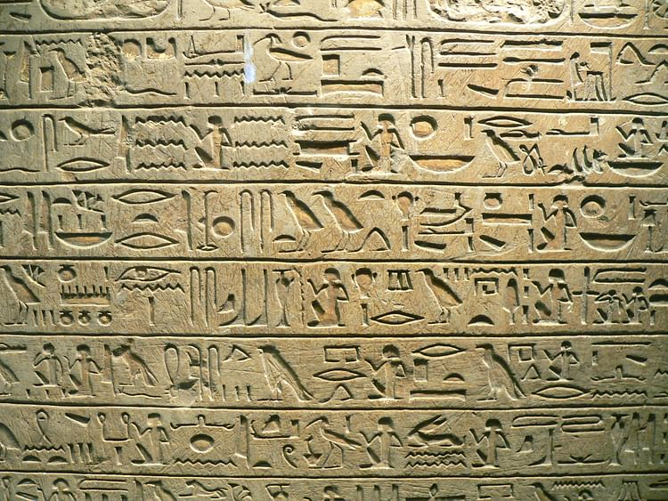 Ancient Egyptian Literature Ancient History Encyclopedia