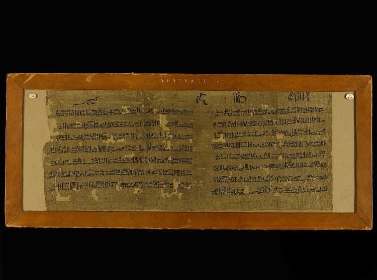 Prayer to Thoth for Skill in Writing - Ancient History Encyclopedia